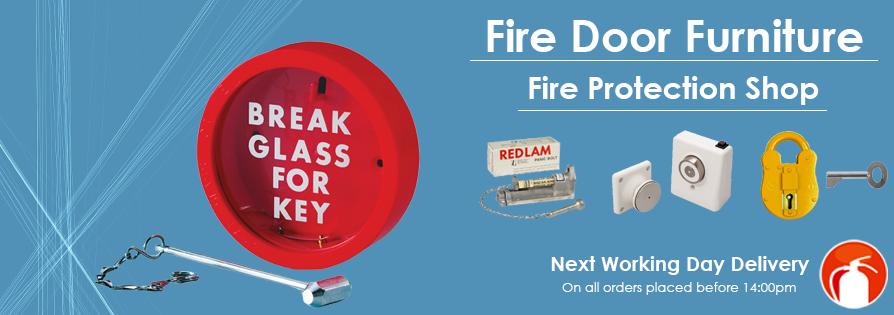 Fire Safety - Fire Door Furniture