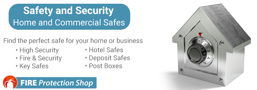 Safety and Security - Home and Commercial Safes