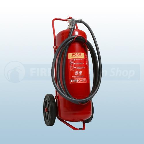 Firechief 50ltr Afff Foam Wheeled Fire Extinguisher 100 1139