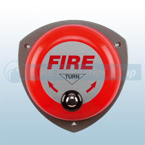 Fire Alarm Documentation : Rotary fire alarm bell manual alarms