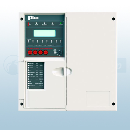 4 Zone Fire Alarm Control Panel 505-0004 Twin Wire Fike Twinflex Pro
