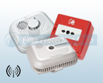 Aico Battery Radio Link Fire Alarms