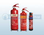 Small Fire Extinguishers
