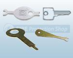 Emergency Lighting Test Keys