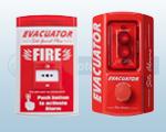 Evacuator Hard Wired Fire Alarms
