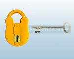 Fire Door Padlocks & Keys