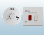 Slick Mains Smoke, Heat & CO Alarms
