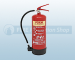 FireChief AFFF Foam Fire Extinguishers