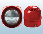 Addressable Fire Alarm Sounders & Strobes