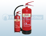 AFFF Foam Fire Extinguishers