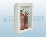 Architectural Extinguisher Cabinet