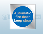 Prestige Fire Door Signs