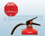 STI Fire Extinguisher Alarms