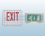Emergency Lighting Cages