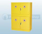 Stackable Hazardous Substance Cabinets