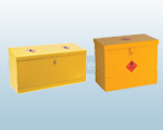 Hazardous Substance Bins