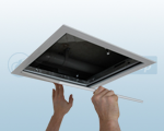 Intumescent Service Inspection Hatches