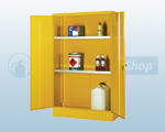 Hazardous Substance Cabinet Shelving