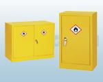 Small Hazardous Substance Cabinets