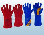 Welders Gauntlet & Heat Resistant Gloves
