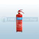 FireShield 1Kg ABC Dry Powder Fire Extinguisher