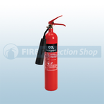 FireShield 2Kg Co2 Fire Extinguisher