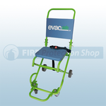Evacusafe 4 Wheel Patient Folding Transit Chair