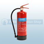 FireShield 6Kg ABC Dry Powder Fire Extinguisher