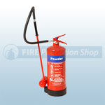 FireShield 9Kg M28 Dry Powder Extinguisher