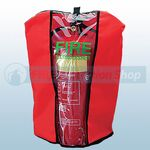 Large Fire Extinguisher Cover