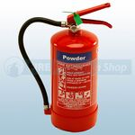 FirePower 4Kg Dry Powder Fire Extinguisher