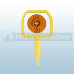 Chubb Pin & Orange Ok Indicator (Pack Of 25)