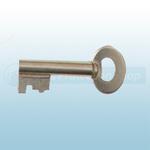 """Key For 2"""" Fire Brigade Key"""