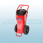 FireChief 25Kg ABC Powder Wheeled Fire Extinguisher