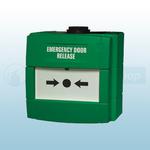 KAC WCP3A-G000SF12 Weatherproof Call Point Emergency Door Release