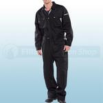 Black Premium Boilersuit