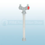 Double Head Fire Standpipe