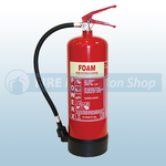 PowerX 3Ltr Multi-Use Foam Fire Extinguisher