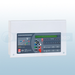C-Tec XFP501E/H 16 Zone Single Loop Addressable Fire Alarm Panel - Hochiki