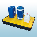 100 Litre Can and Lab Tray