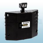 Black Dorgard SmartSound Fire Door Retainer