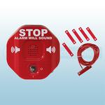 STI-6402 Red Exit Stopper Multi-function Door Alarm