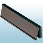 Intumescent Internal Smoke Flap - Brown