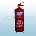 Commander DP EX3 3Kg Dry Powder Fire Extinguisher