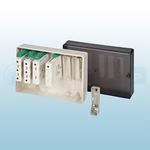 Gent Vigilon S4-34496 6 Way Plastic Interface Enclosure