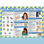 Food Allergies and Anaphylactic Shock A2 Poster