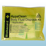 Body Fluid Disposal Wallet