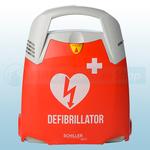Schiller Public Access Fully Automatic Defibrillator FRED PA-1