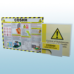 COSHH Storage Station
