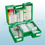 Green BS8599 Industrial High-Risk First Aid Kit (Small)